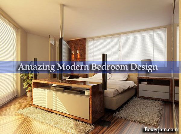 Modern Bedroom Designs Ideas