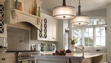 kitchen lighting instalation