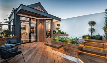 rooftop terrace design