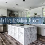 30+ Inspiring Kitchen Floor Ideas You Will Love / Design / Amazing