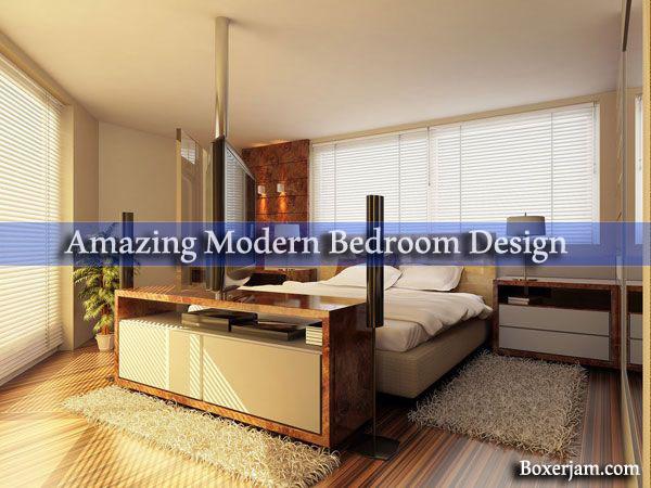 Modern Bedroom Designs Ideas