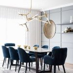 51+ Awesome Scandinavian Style Dining Rooms You Need To See